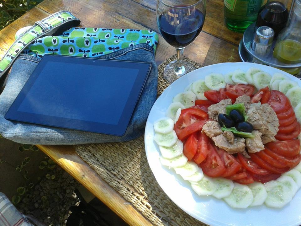 AT Mittagspause Peljesac