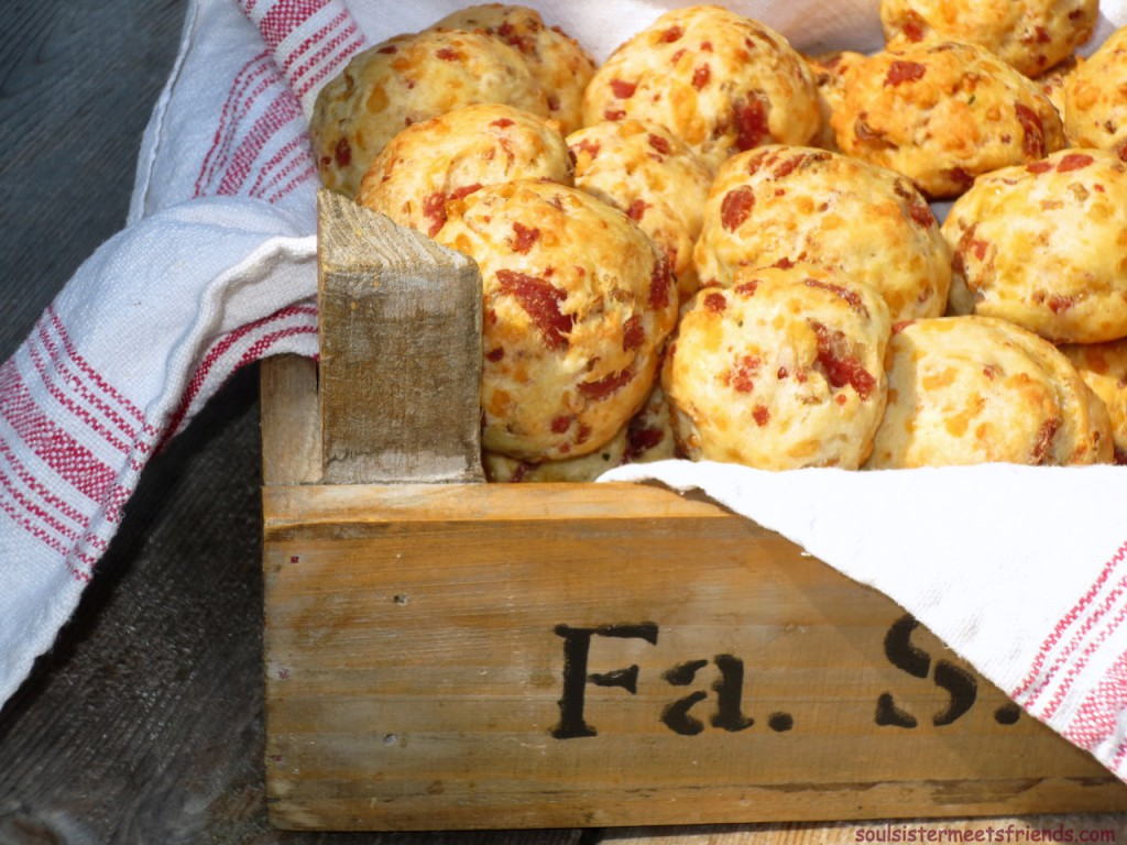 eFingerfood: herzhaft Brötchen fürs Party Buffett