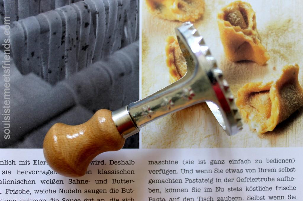 Ravioli-Ausstecher Pasta-Rezept smf