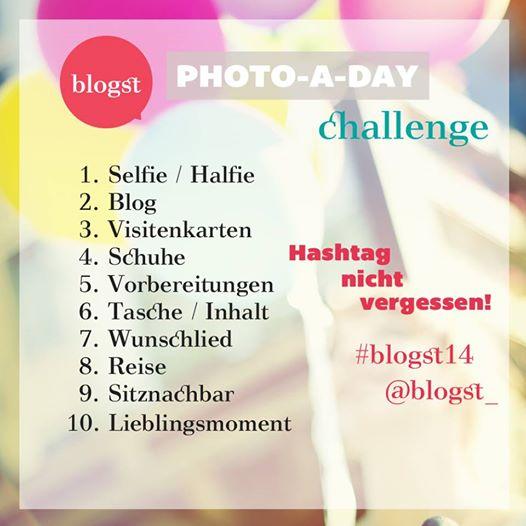blogst challenge