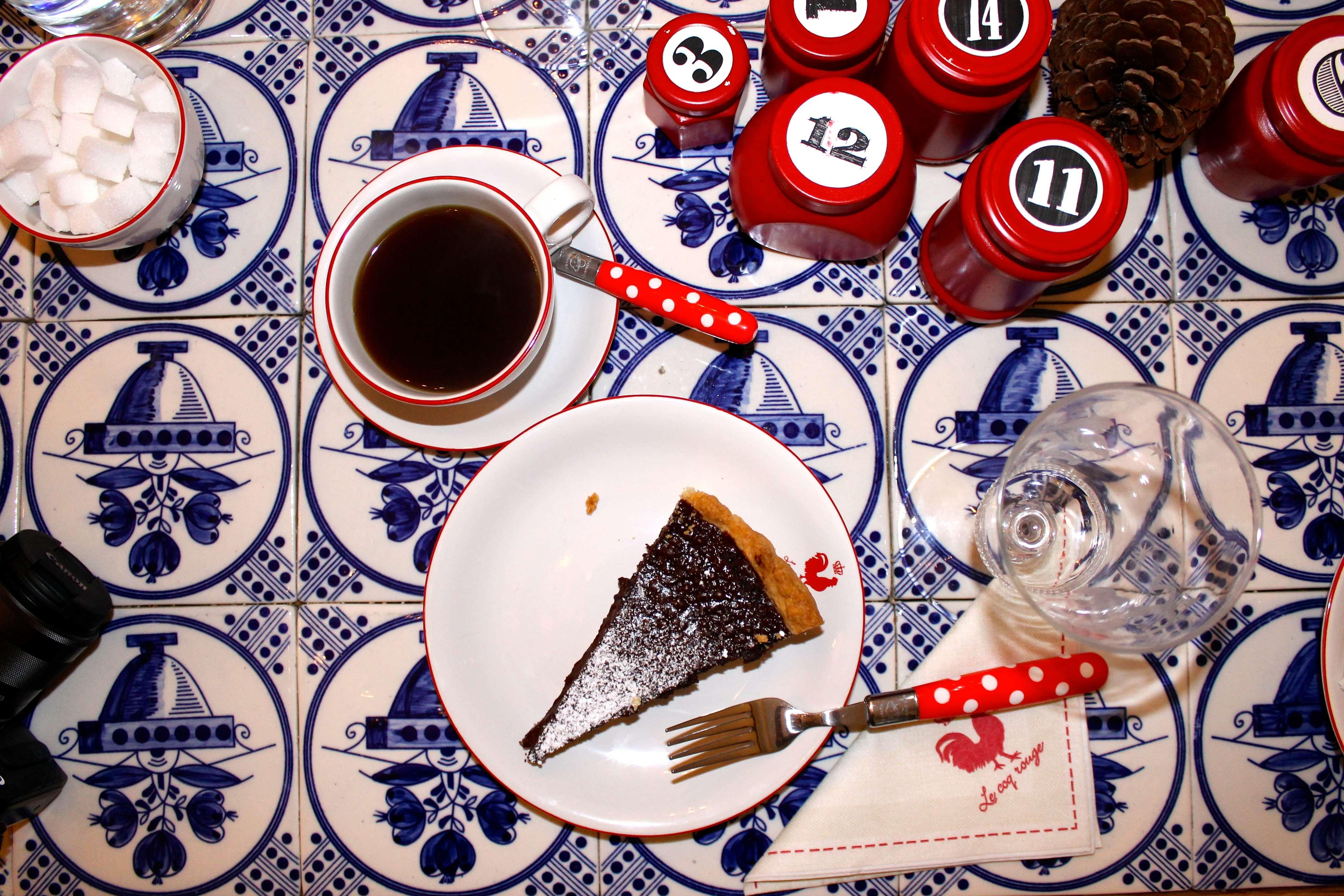 Kaffee und Kuchen I