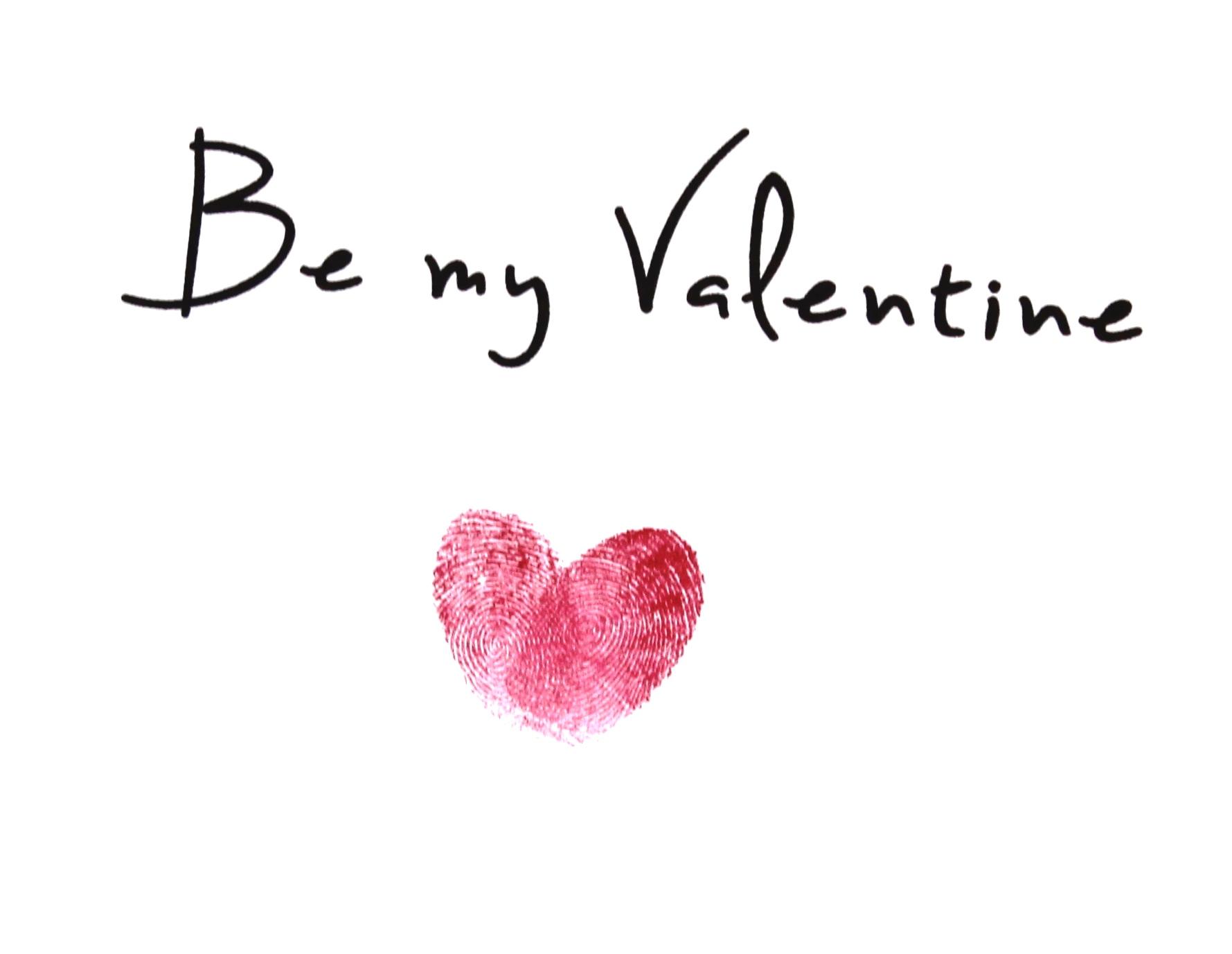 Freebie Zum Valentinstag: DIY Karte Mit Herz