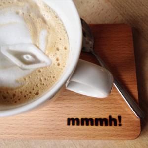 Kaffee mit Zucker Schiff smf