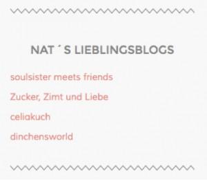Nats Lieblingsblogs smf