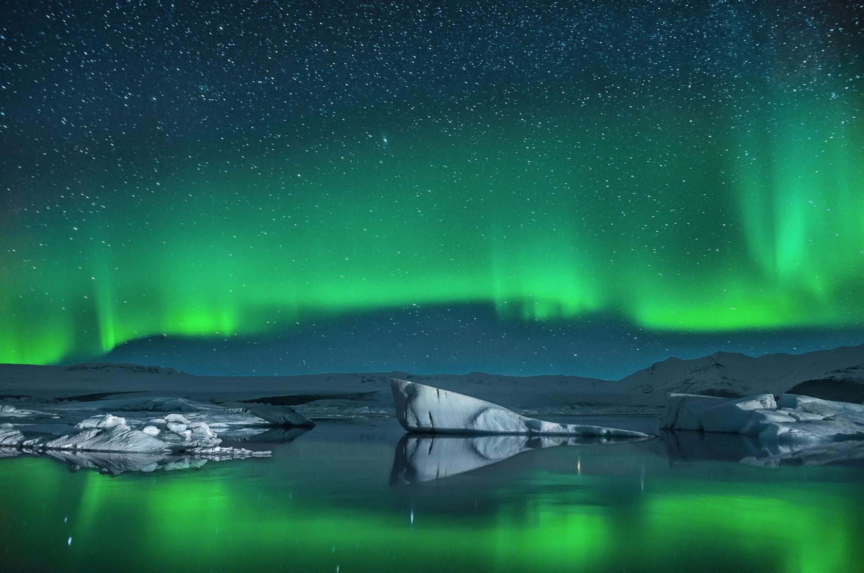 Nordlicht Polarlicht Bucketlist Aurora Borealis