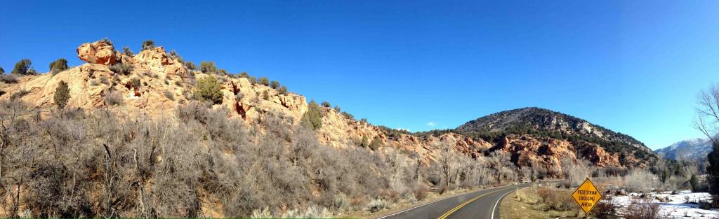Uinta National Forrest Utah smf