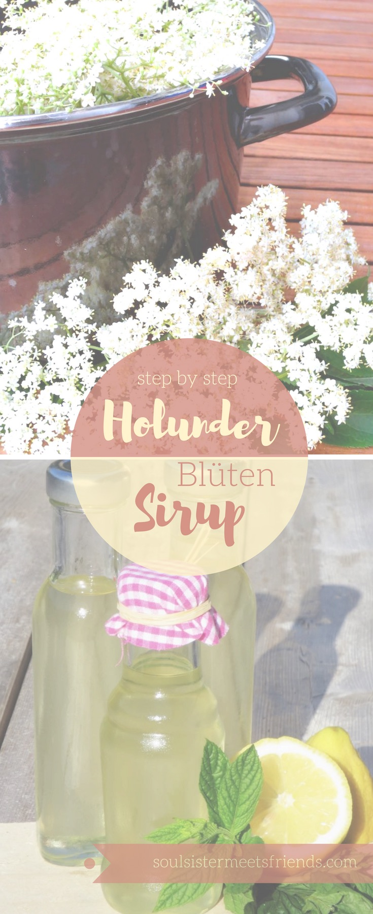 Holunderblüten-#sirup selber kochen!