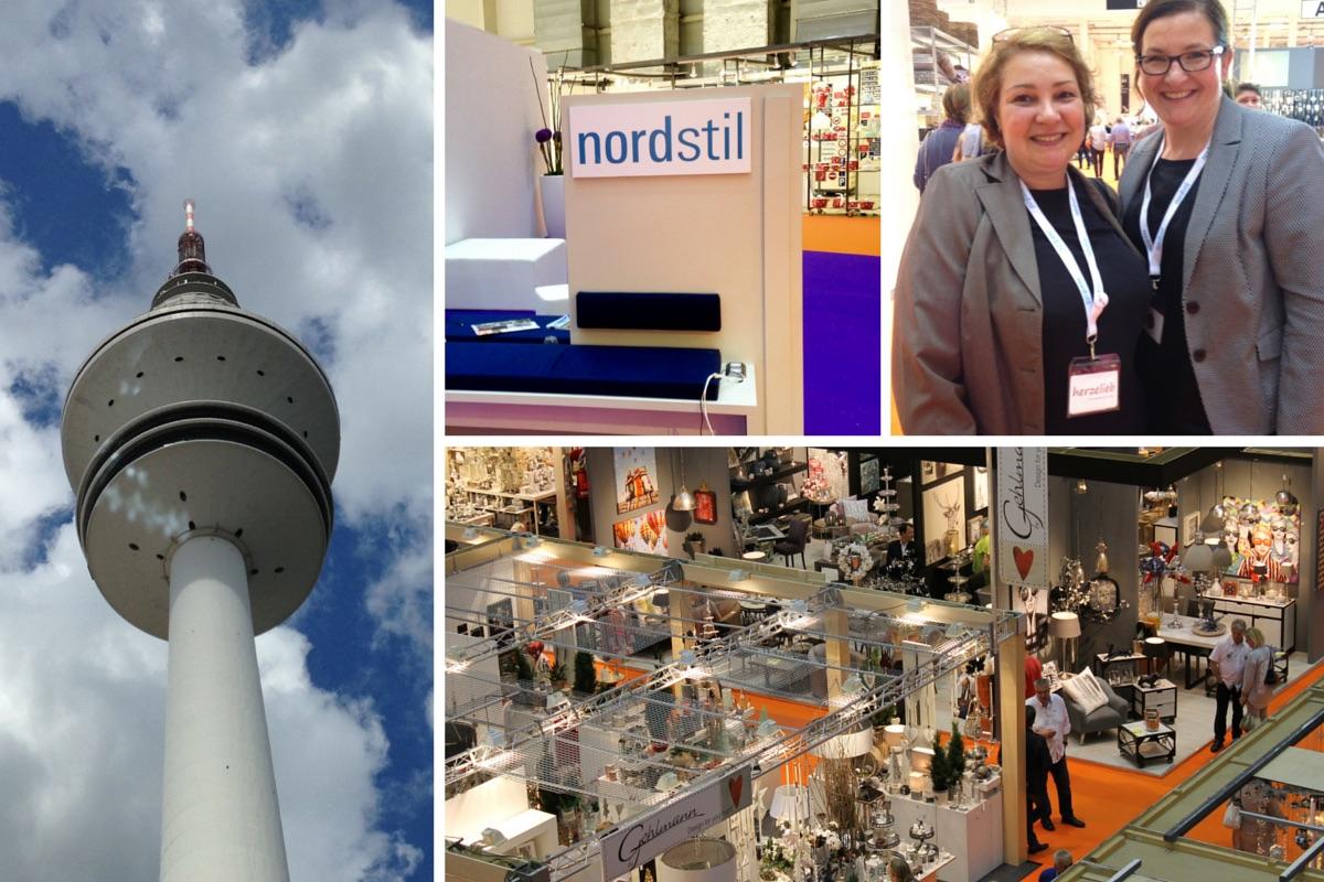 Die Bloggerlounge auf der Nordstil in Hamburg: Workshop und Bloggertour mit ganz viel Design
