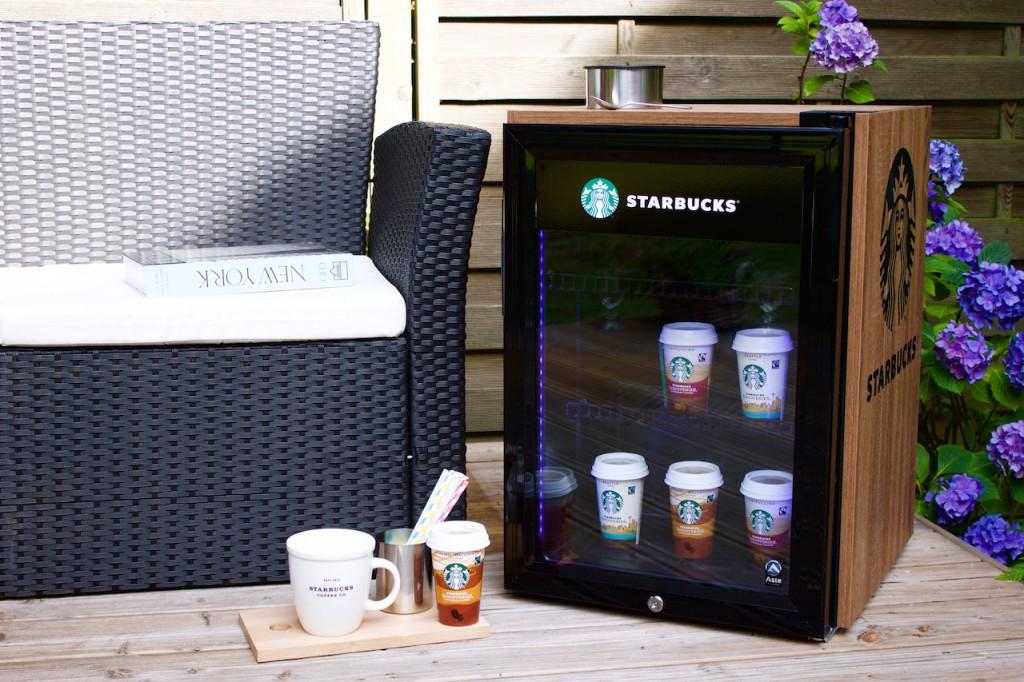 Mini Kühlschrank Wohnzimmer : Giveaway gewinne einen starbucks mini kühlschrank u a soulsister