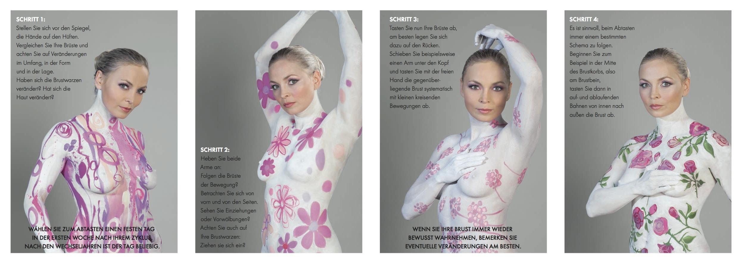 Pink Ribbon Deutschland-regina Halmich