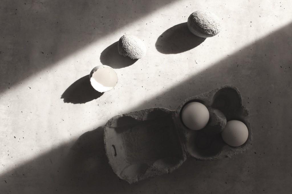 Diese Ostereier im Beton-Look sind im Nullkommanichts fertig!