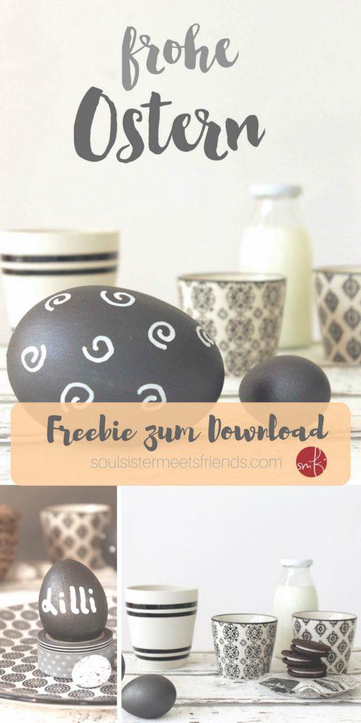 Frohe Ostern! Das Print-Freebie zum Download!