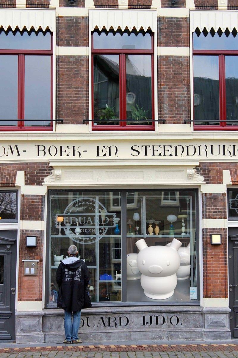 Shopping bei Eduard in Leiden .... einfach wunderbar