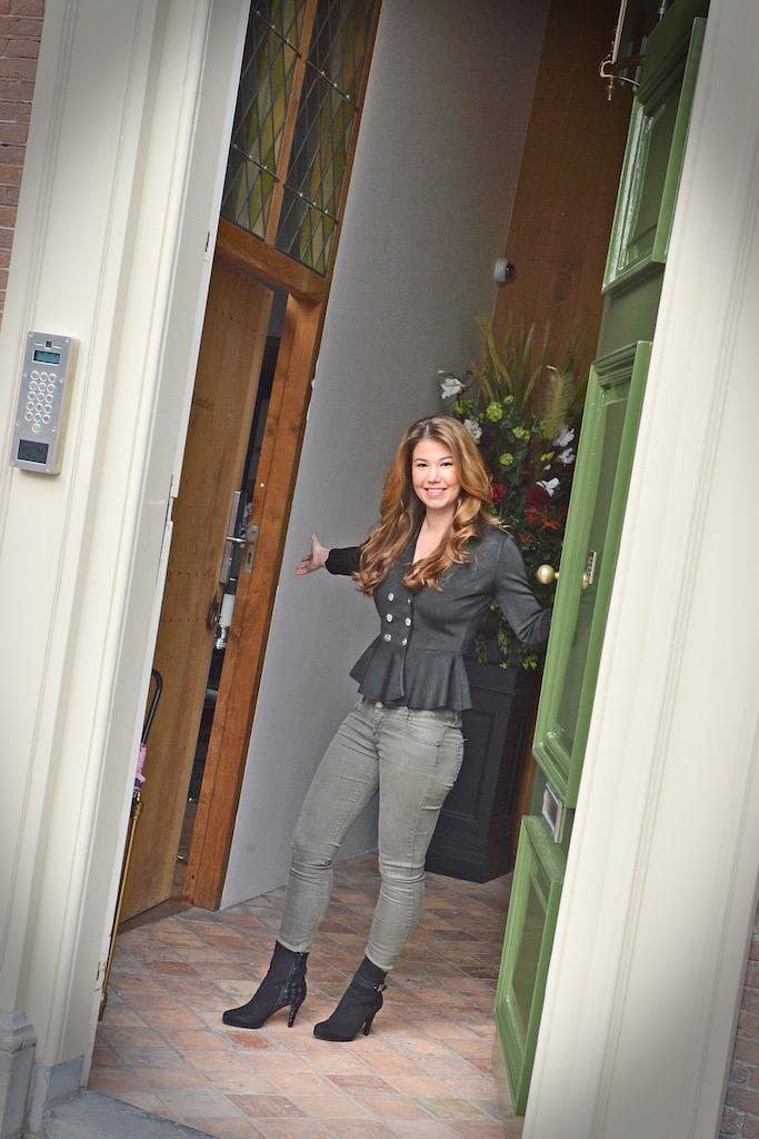 Welcome to Steenhof Suites: Your host Sharleen de Boer
