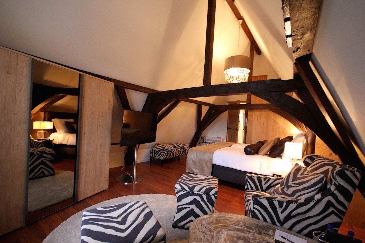 das kleinste 5 Sterne Hotel Europas: Steenhof Suites, Leiden / Holland