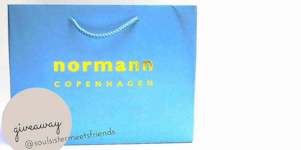 Sonntagsglück-Normann-Copenhagen-Giveaway