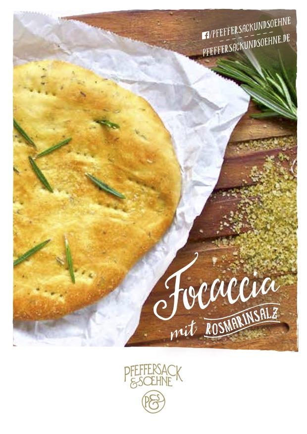 Rezeptkarte Focaccia mit rosmarin von soulsistermeetsfriends