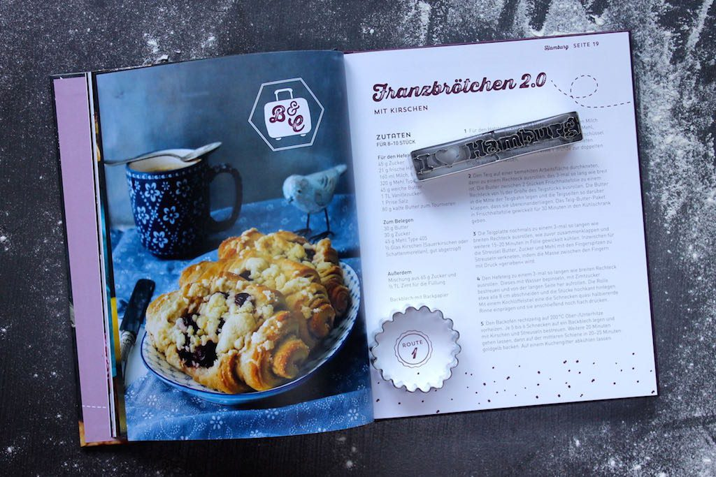 Genial: Das Backbuch vom Kuchenbäcker – Bake and the City