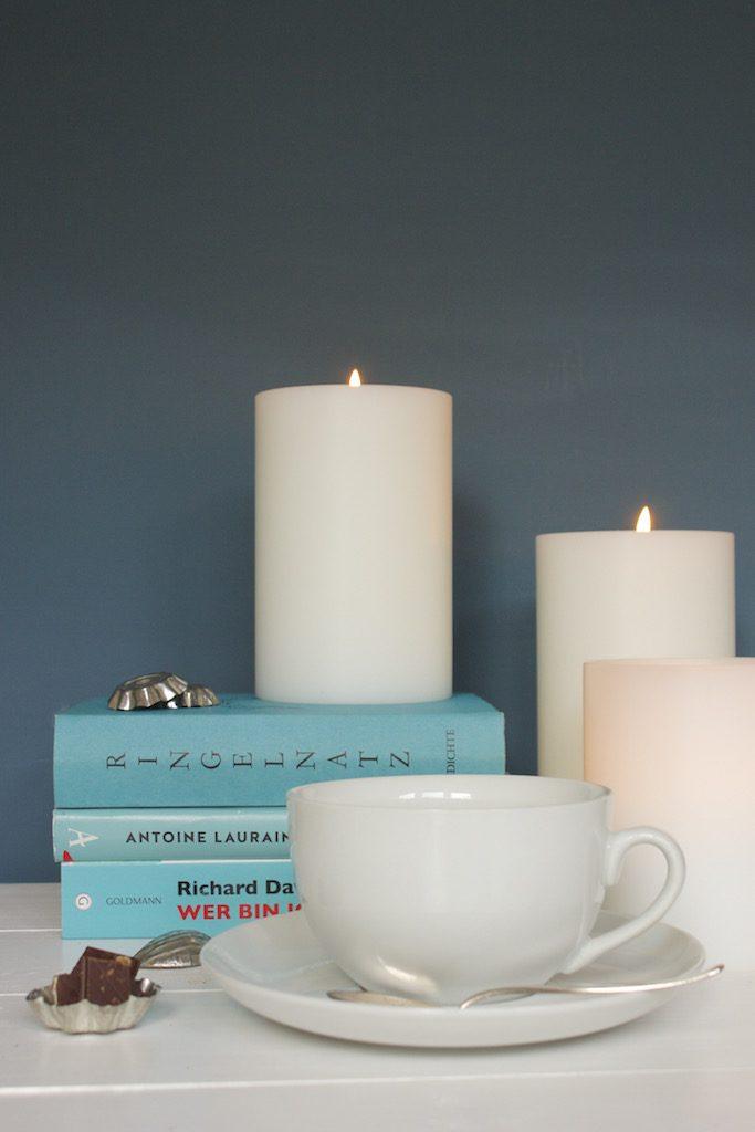Hygge: Kerzen, Kaffee & ein gutes Buch