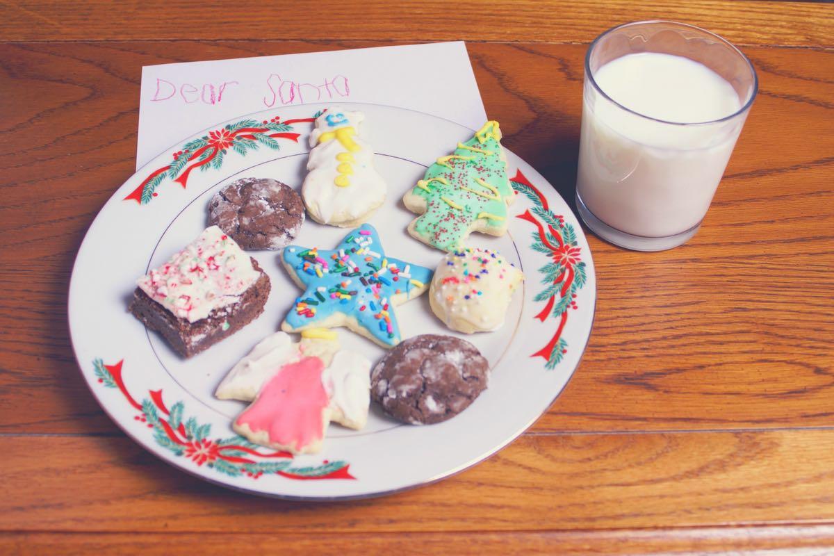 Mein monatliches Interview als Weihnachtsedition: Fünf Fragen an den Weihnachtsmann.