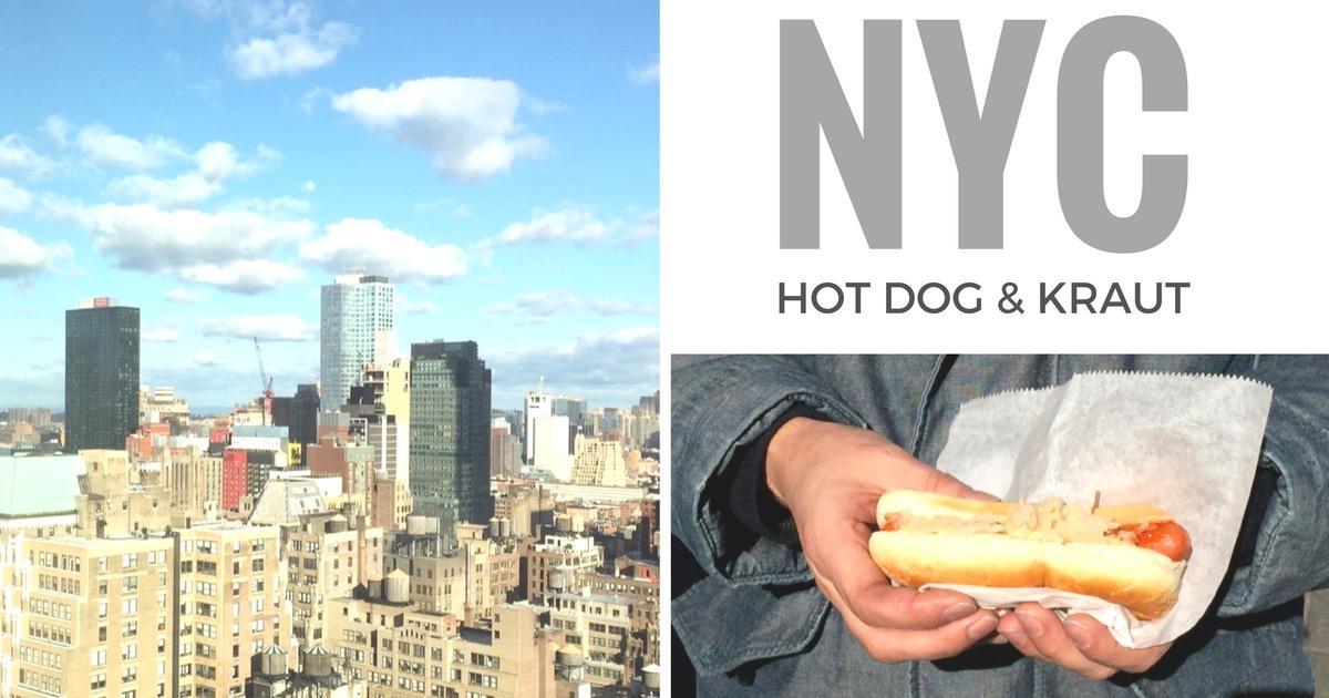Ways To Eat Hot Dogs With Sauerkraut