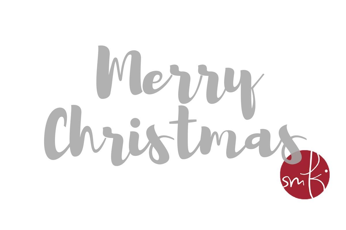 Ich wünsche euch Fröhliche Weihnachten, ihr Lieben! Habt eine wunderbare Zeit: lebt, liebt & lacht was das Zeug hält.