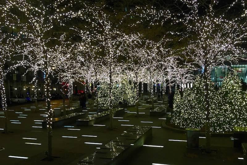 Eine Reise nach New York zur Holiday Season ... einfach wunderbar!