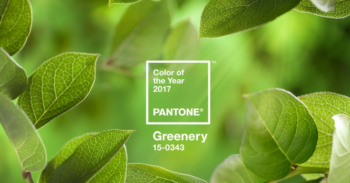 die pantone farbe des jahres 2017 ganz einfach gr n soulsister meets friends. Black Bedroom Furniture Sets. Home Design Ideas