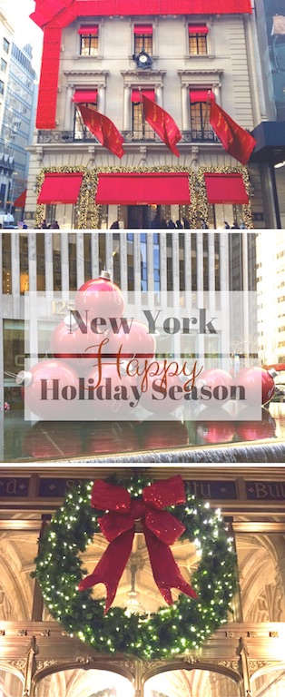 HoHoHo ... Holiday Season in New York!