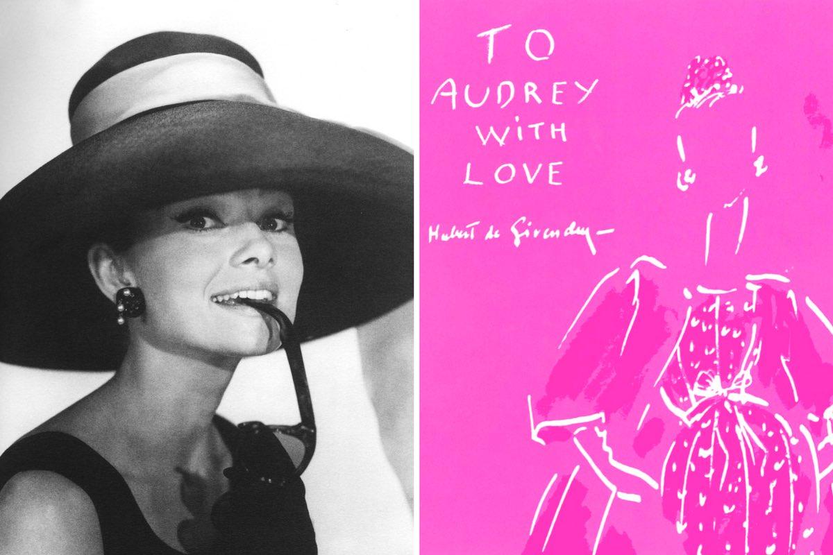 Jetzt im Gemeentemuseum Den Haag: To Audrey with love!