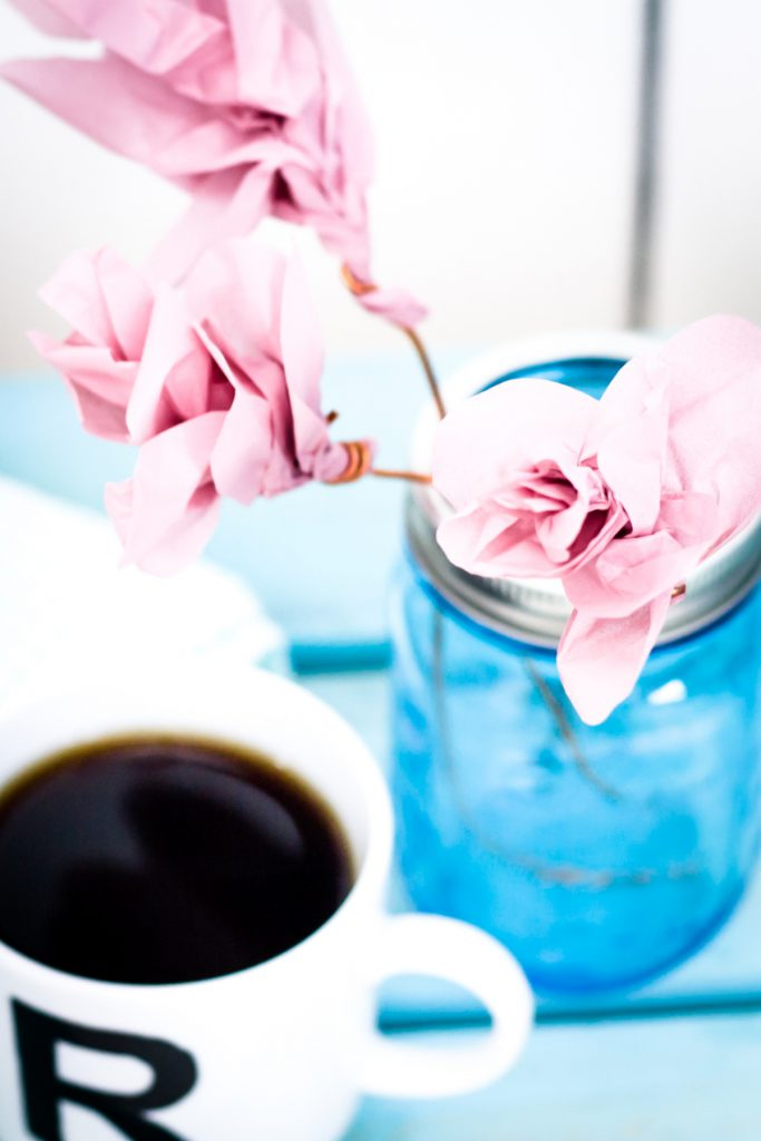 Endlich Frühling! Das DIY-Lieblingsblogger-Event . Heute zu Gast: titatoni