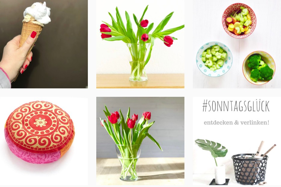 Blogparade #sonntagsglück: entdecken & verlinken!