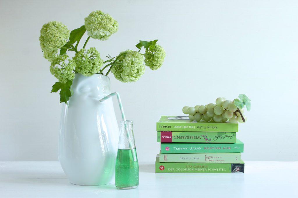 Mehr Spaß mit Blumen: lächelnde Vase von 58products