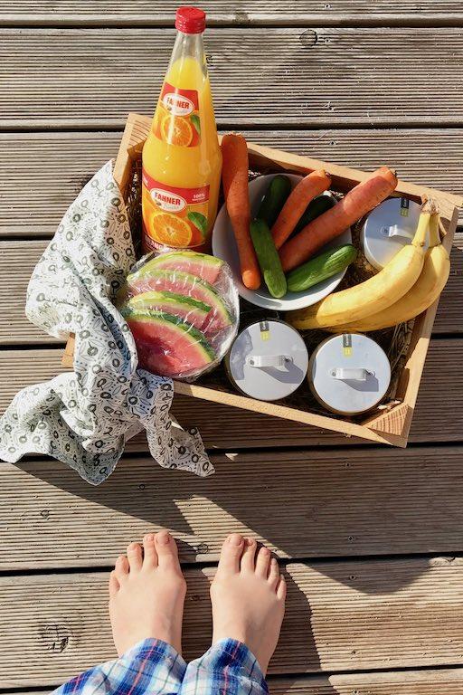 Nichtstun in Thüringen: Kleine Auszeit in den Hainichhöfe Premium Chalets