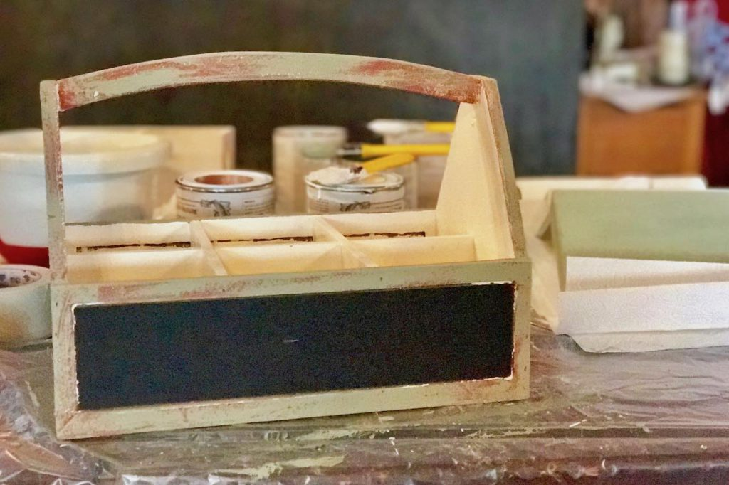 Shabby Chic selbstgemacht: das step-by-step DIY Tutorial