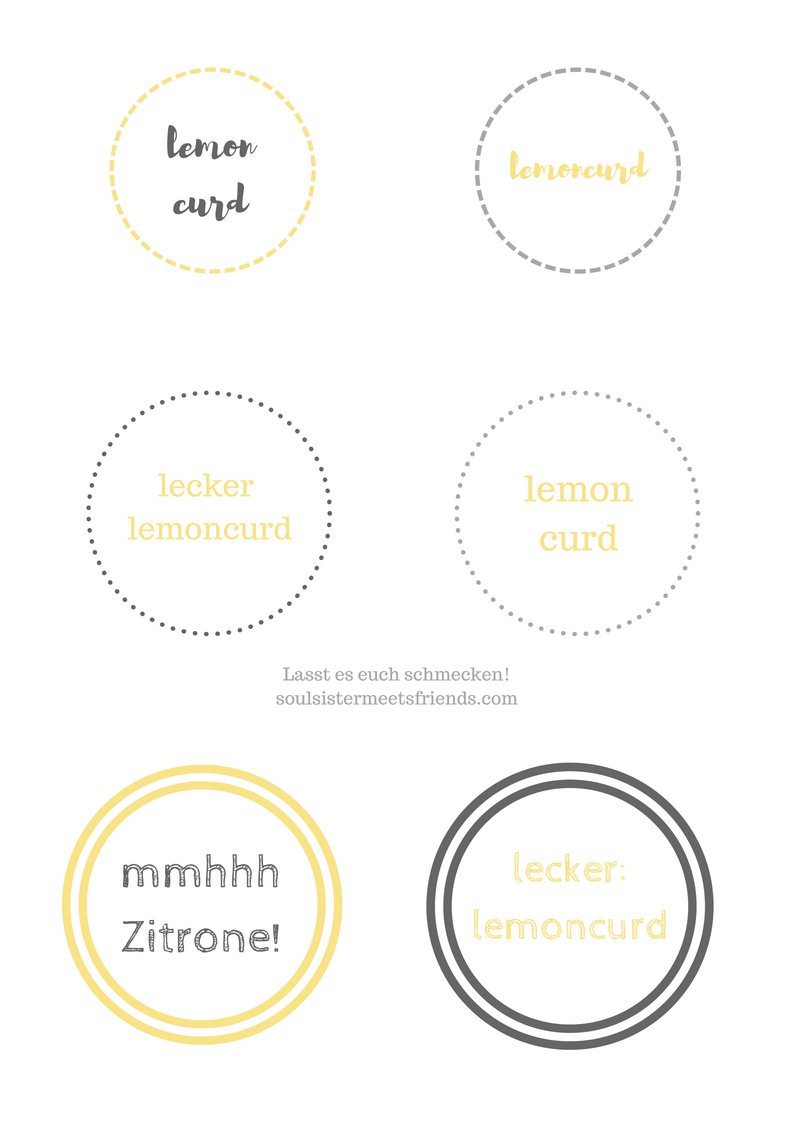 #Lemoncurd selber machen: so lecker! Rezepte mit #Zitrone