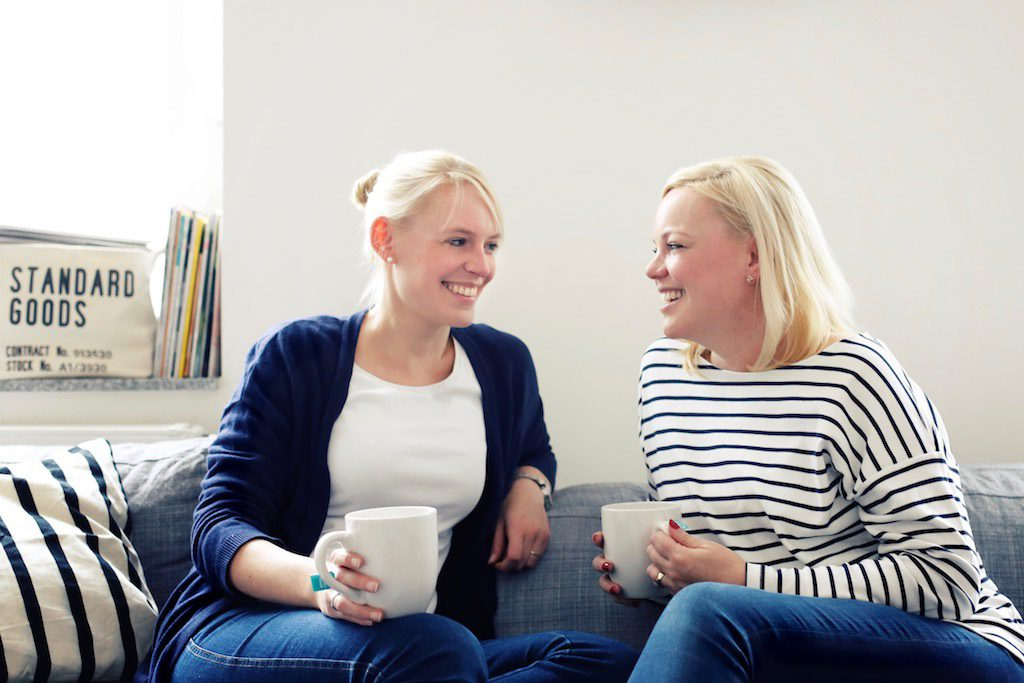 Das Interview auf soulsistermeetsfriends: heute mit Jennifer & Rebekka von Rheinherztelbe
