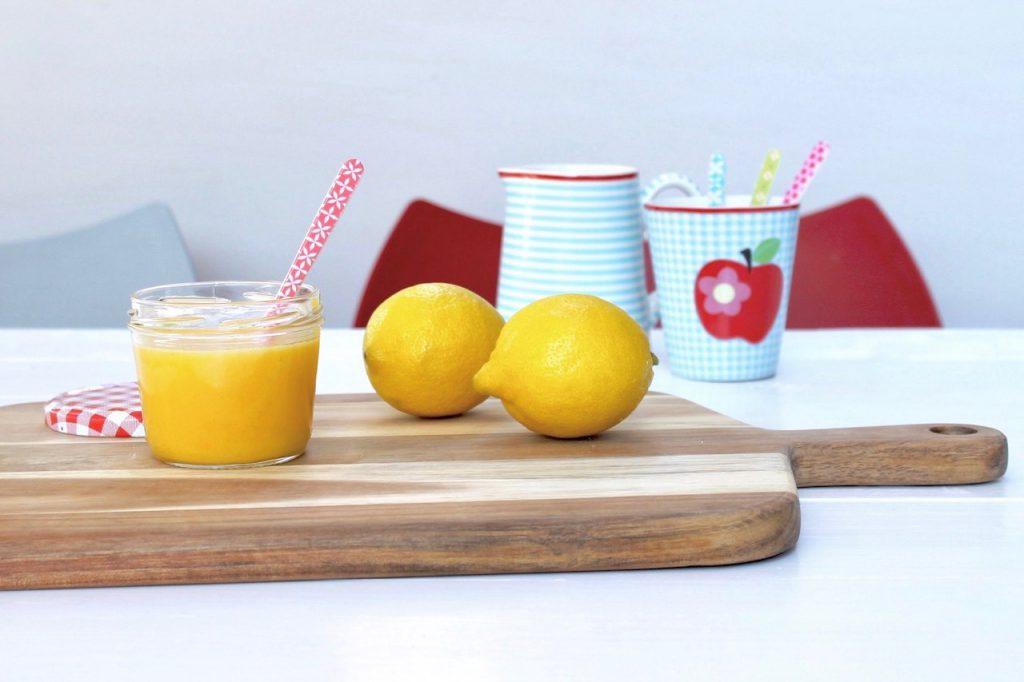 Lemon Curd: Zitronen-Creme mit Frische-Kick & Freebie
