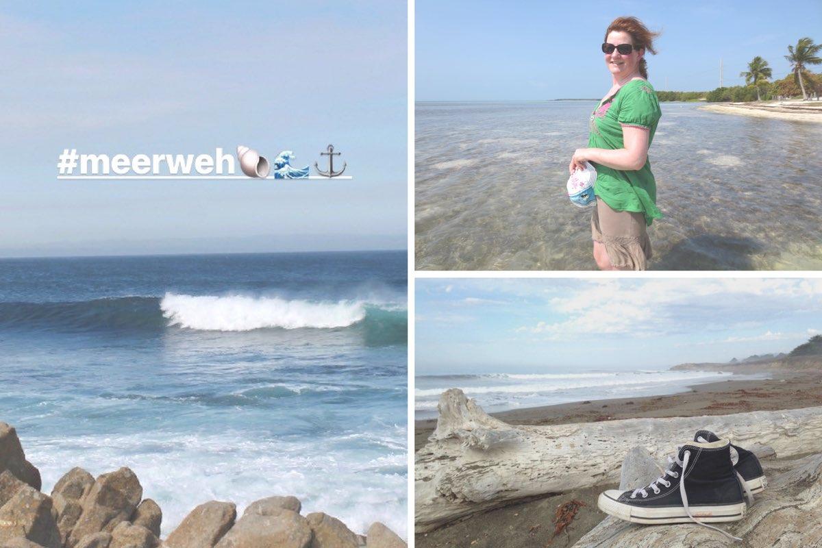Netzwerken für Blogger - heute mit ganz viel Meerweh!