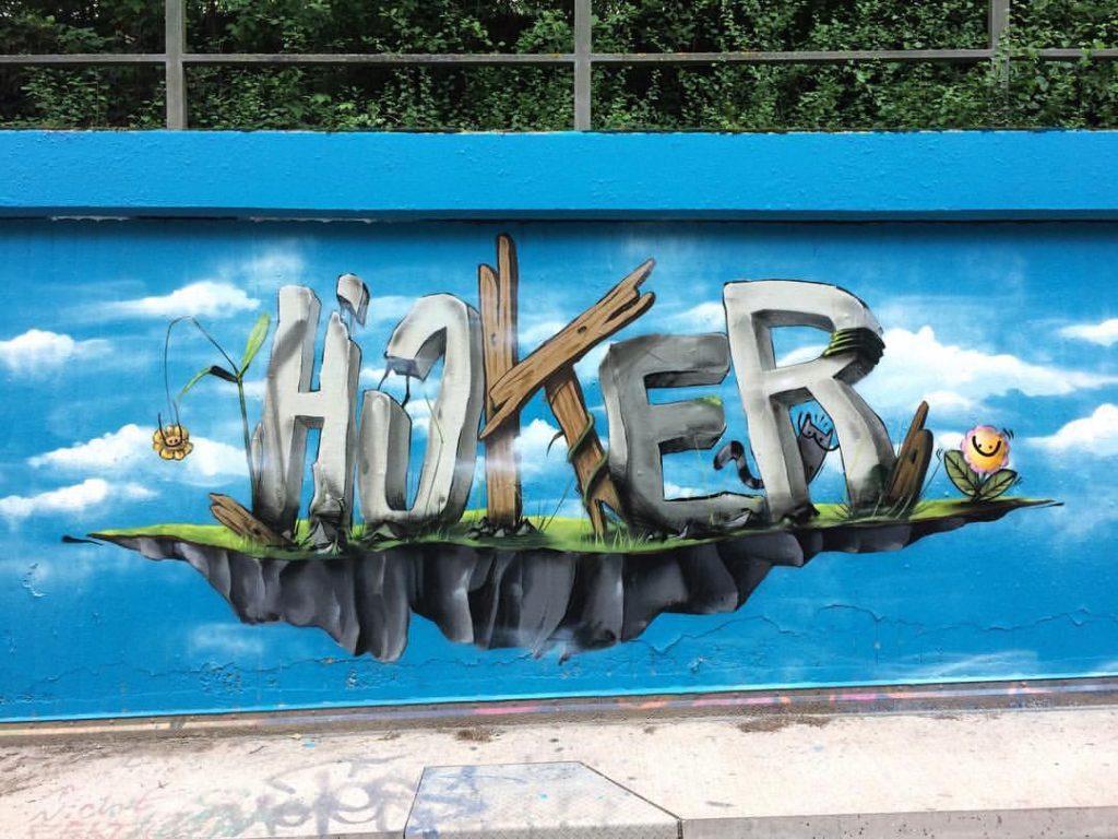 Graffiti Künstler Hoker im Interview auf soulsistermeetsfriends