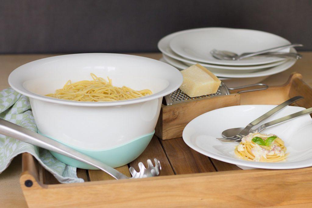 Einfach genial: erst Sieb, dann Schüssel – Clever Cooking mit Villeroy & Boch