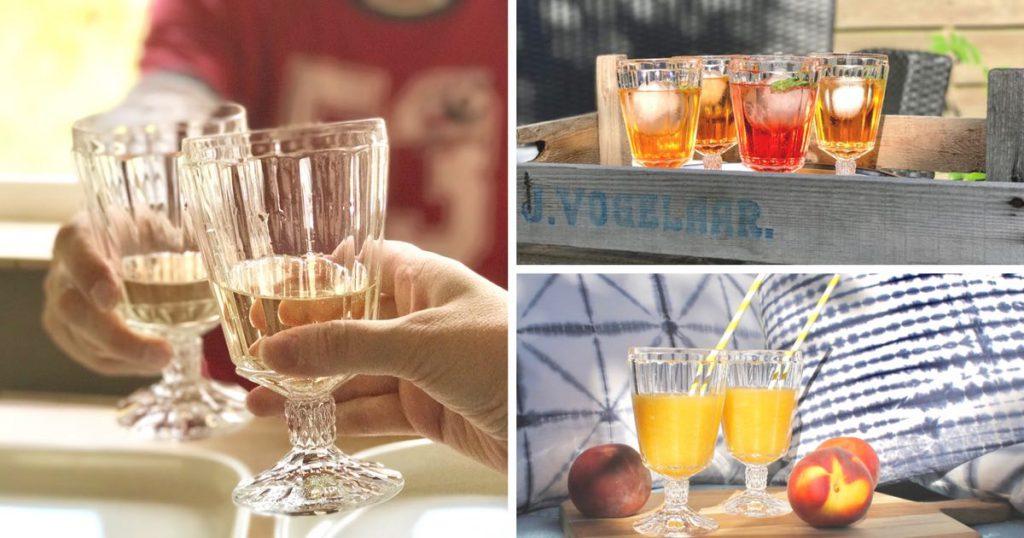 Weingläser vintage-Style: Charleston von Villeroy & Boch