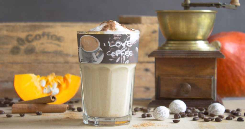 Pumpkin & coffee: Pumpkin Spice Latte Recipe