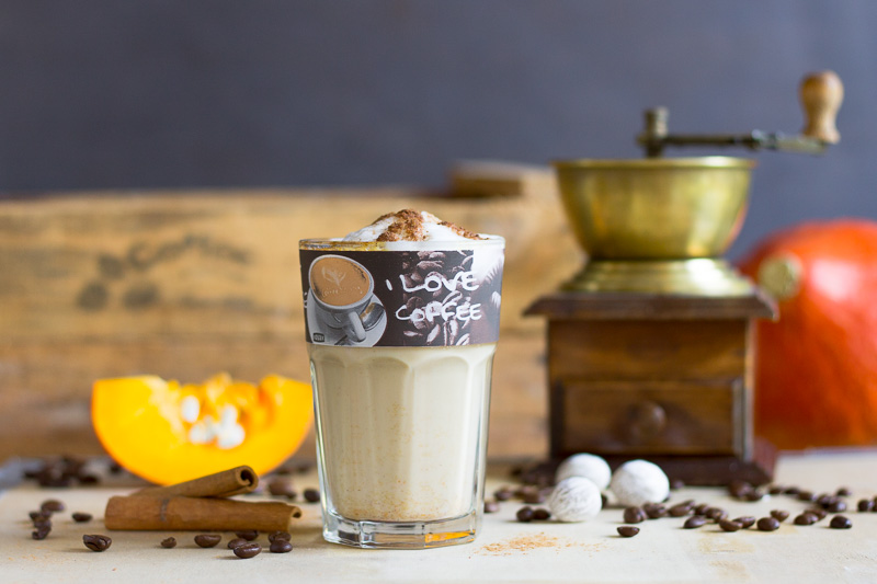 Pumpkin Spice Latte – das Rezept für coffeelover