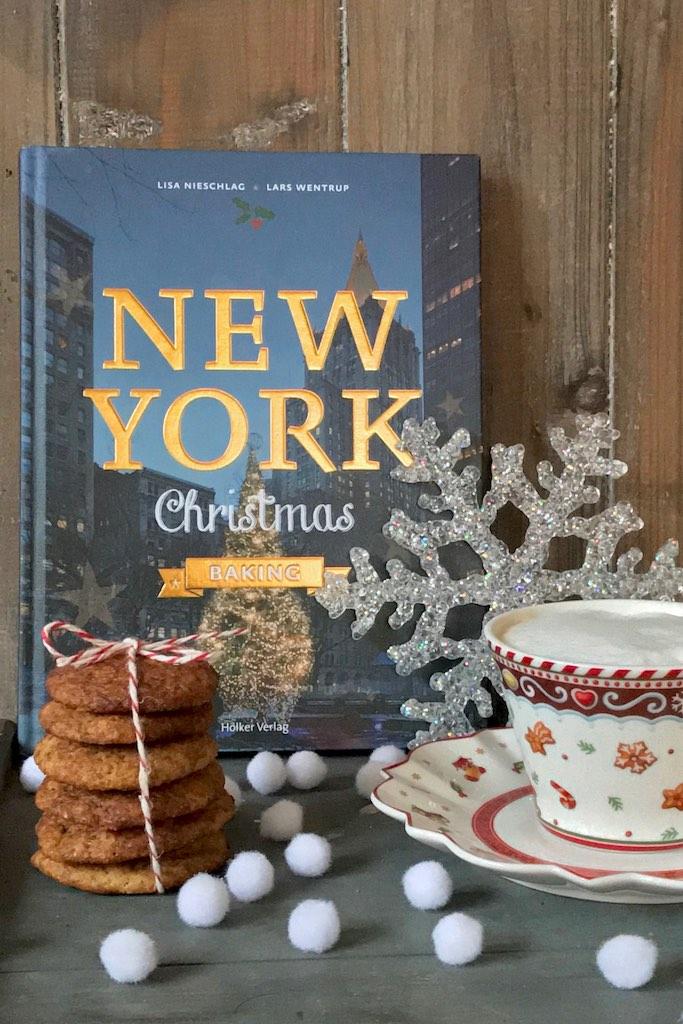 Amerikanische Cookies: Snickerdoodles mit Zimt und Zucker