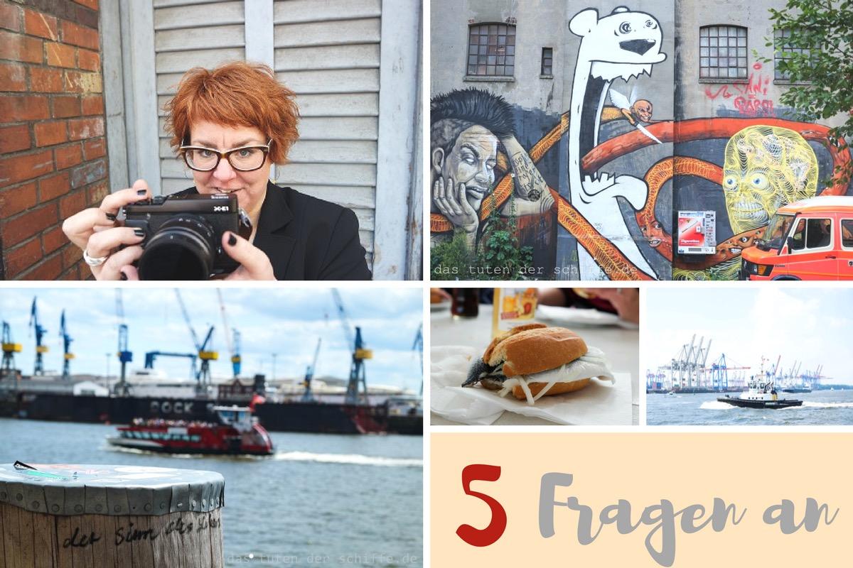 Interview 5 Fragen an: Anja Kiefer @dastutenderschiffe
