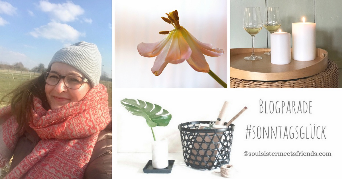 Blogparade #sonntagsglück: Netzwerken für Blogger!