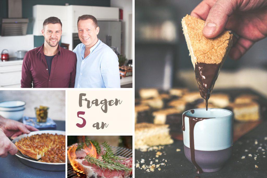 5 Fragen an: das Interview mit den JUngs, die Kochen und BAcken auf soulsistermeetsfriends