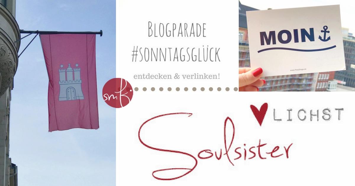 Blogparade #sonntagsglück: Netzwerken für Blogger
