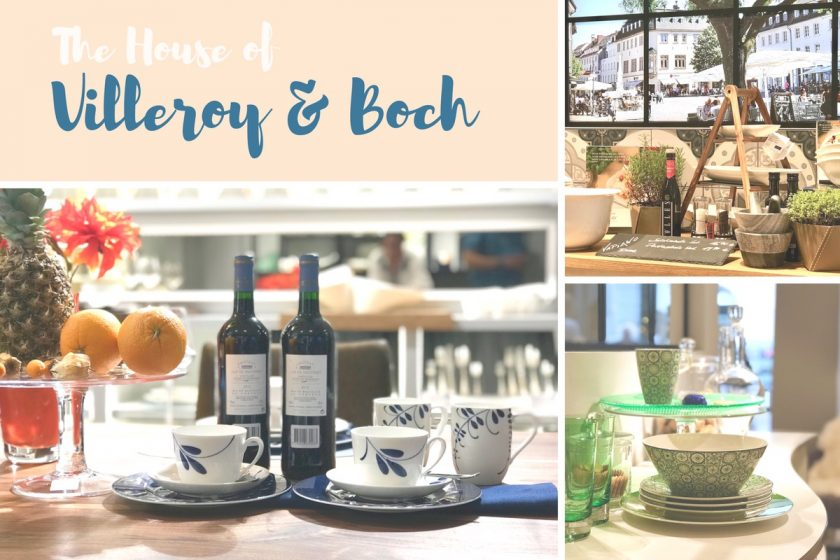 Shopping-Tipp: The House of Villeroy & Boch